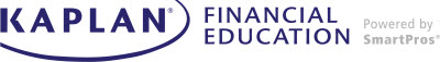 Kaplan Financial Education, powered by SmartPros