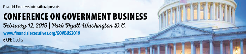 Conference on Government Business - Feb. 12 in Washington DC