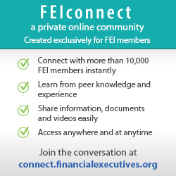 Join the conversation on FEIconnect